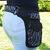 Womens Canvas Pocket Belt - Festival Belt - Black Pocket Belt - Bum Bag - Hip