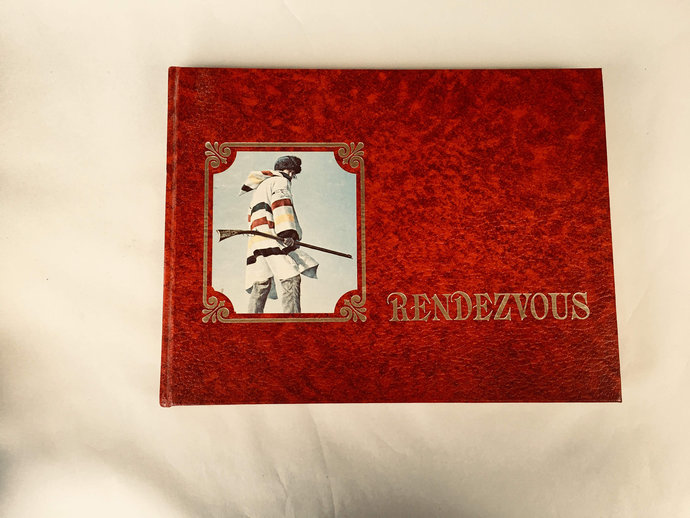 Triple Signed Northwest 1st Edition 1978 Rendezvous by Steber, Gray,