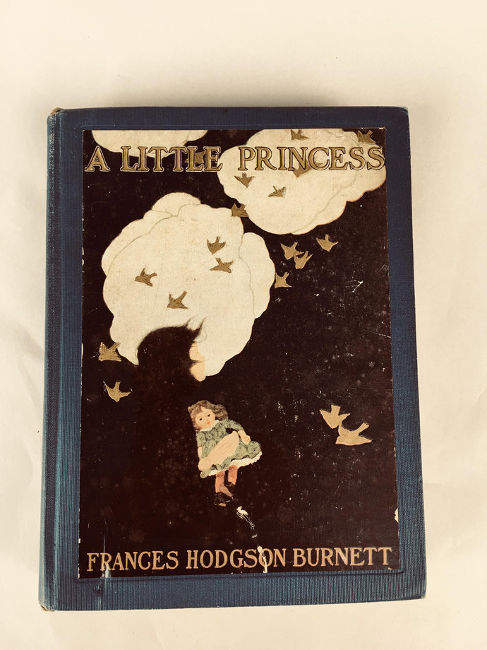 A Little Princess Book by Frances Hodgson Burnett 1919