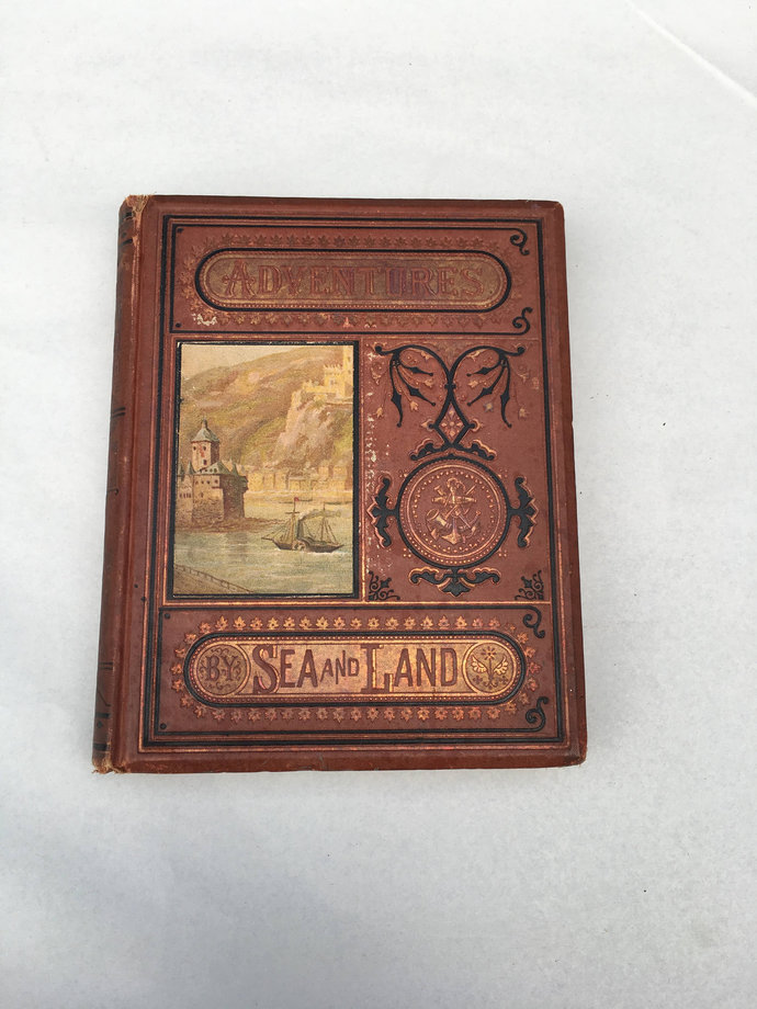 Adventures by Sea and Land 1873