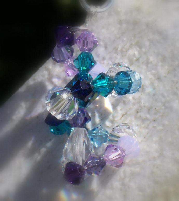 Purple Sky Dizzy Drop