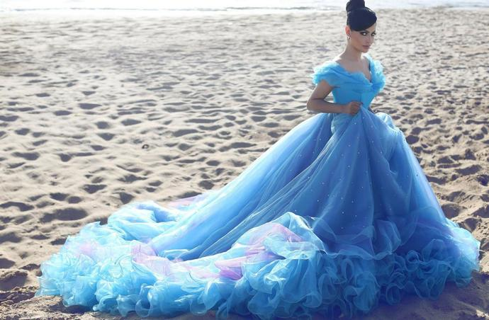 Cinderella Dresses,Ball Gowns Prom Dresses,Ball Gowns Quinceanera Dresses,Royal