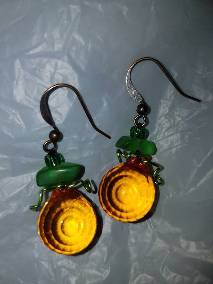 Great Pumpkin! Earrings