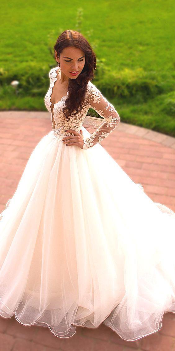 Wedding Dresses,Wedding Gown,Princess Wedding Dresses elegant ball gowns wedding