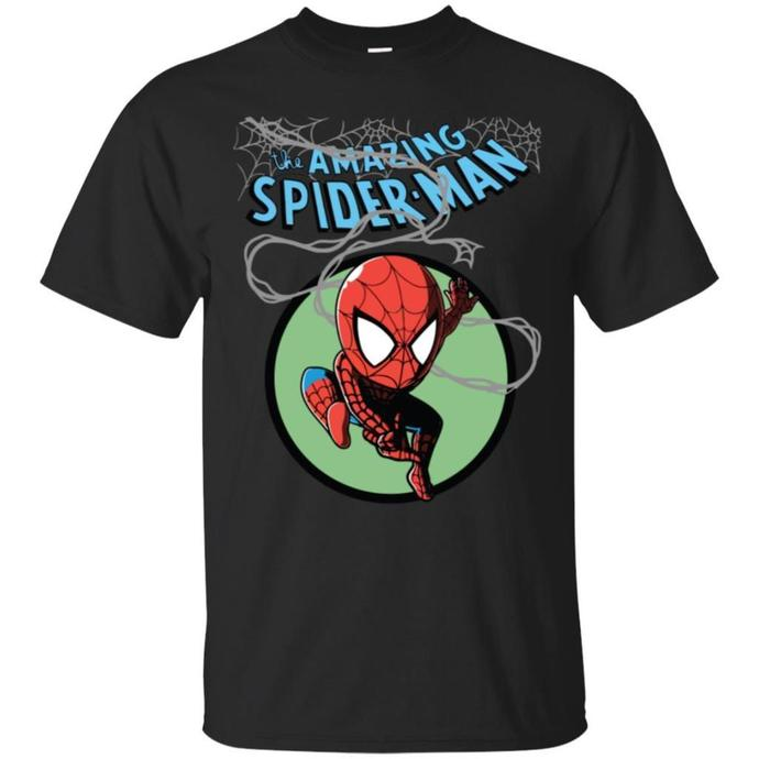 The Amazing Spider Man Men T-shirt, Spider Man Men T-shirt