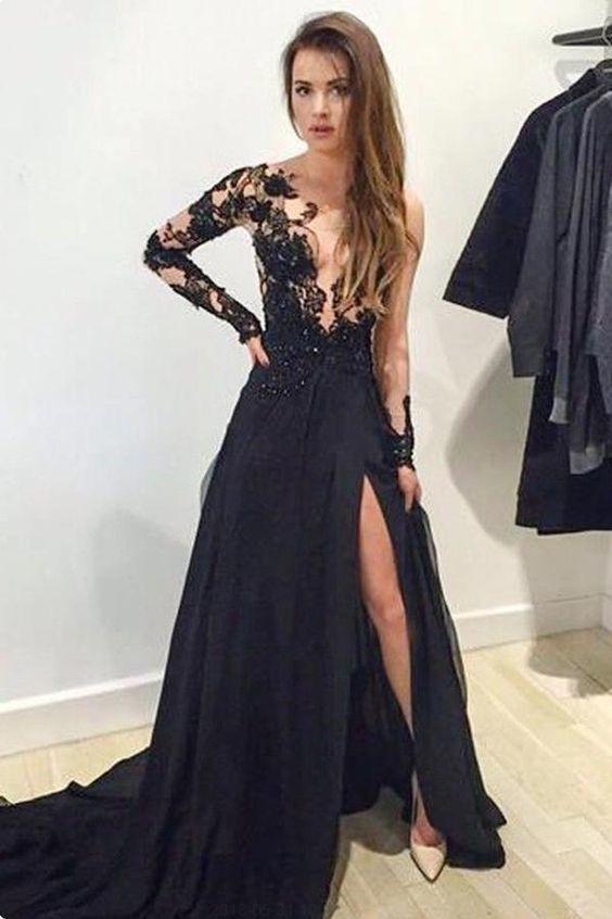 5271fb77f24 Chiffon Prom Dresses
