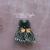 PETITE BLYTHE Black cat Dress