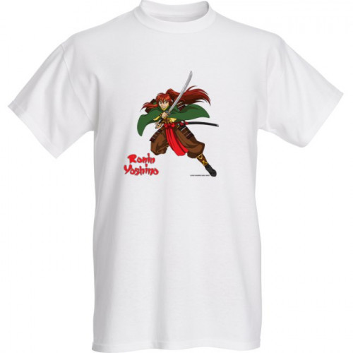 Ronin Yoshino Leaping T-shirt