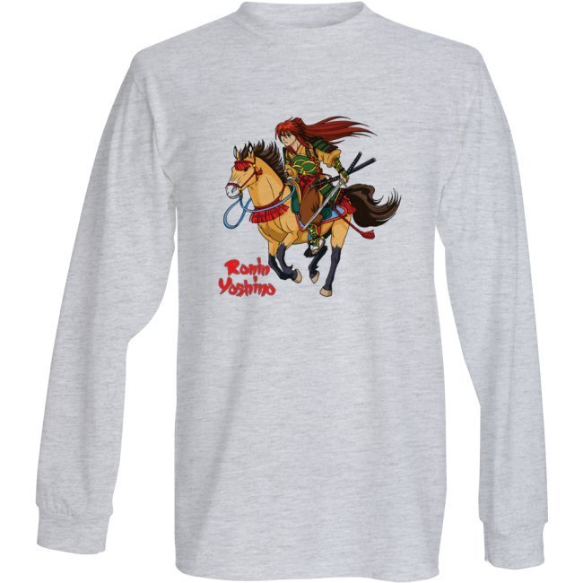 Ronin Yoshino Horsemen Long Sleeve Shirt