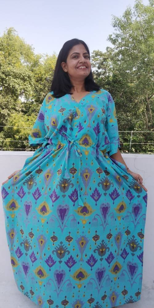 77638731fb3de by women's kaftan clothing. Matching mom and baby, maternity hospital gown,  maternity clothes, Maternity