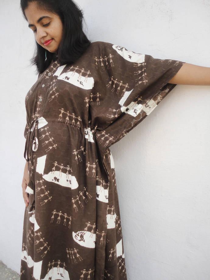 Maternity Robe Nursing Kaftan By Womens Kaftan Clothing On