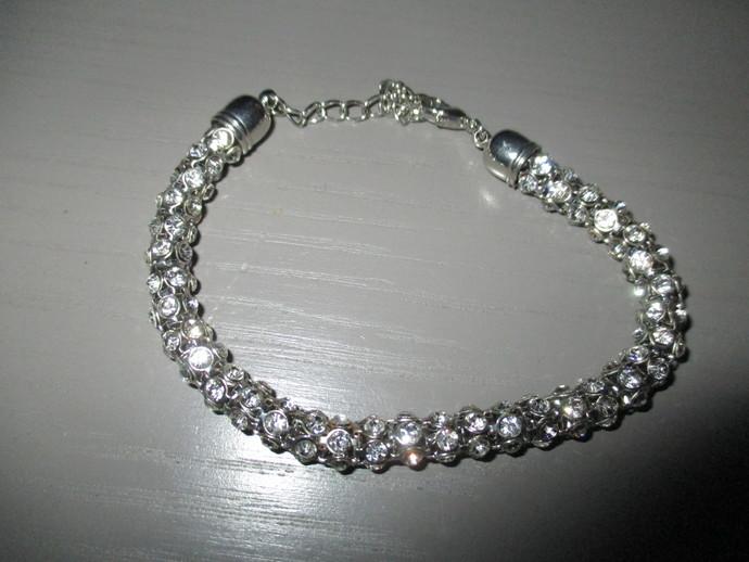 Gorgeous Diamante Bracelet