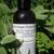 Herbal Vinegar Rinse for Darker Hair, Rosemary, Sage, Nettles, Add Shine,