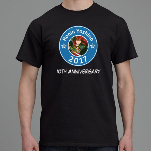 Ronin Yoshino 10th Anniversary T-Shirt