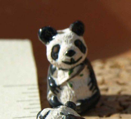 Panda Bear Beads