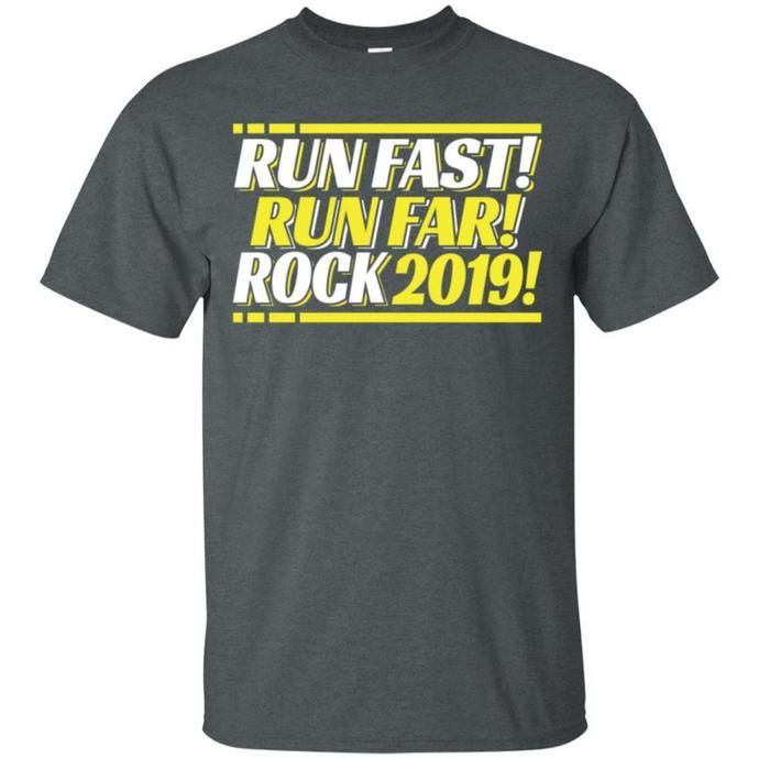 2019 Runner Running Quote, Best Race Time Men T-shirt