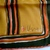 Vera Neumann Bold Yellow Gold Orange And Green Striped Ladybug Scarf