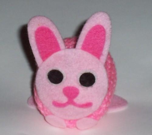 Petunia the Pink Rabbit