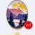 La Savoie French Alps | Digital Download | Cross Stitch Pattern |