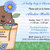Baby Shower Printable Invitation, Flower Pot, DIY
