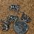 Elephant Pewter Beads 10-1135
