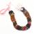 Attractive Semi Precious Multi Tourmaline Faceted Roundel Gemstone Beads.