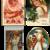 Vintage Christmas Ephemera  Digital Printable