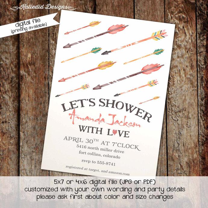 Couples shower Invitation bridal rainbow gay wedding Traveling Miss to Mrs