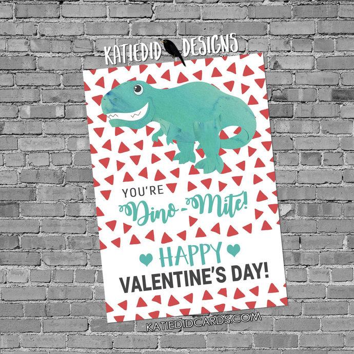 dinosaur valentine's day cards   preschool valentines   valentine cards kids  