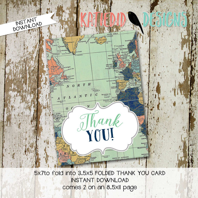 Travel Themed Invitation oh the places you'll go baby shower Adventure Awaits