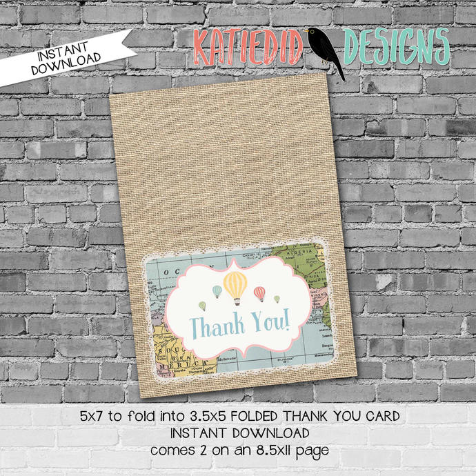 world map baby shower oh the places you'll go travel themed burlap Hot air