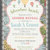 Adventure Awaits Hot air balloon baby shower invitation oh the places you'll go
