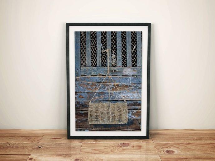 Coastal Wall Art, Fisherman Gift, Nautical Bathroom Print, Fishing Decor, Lake
