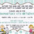 Snoopy Printable Birthday Invitation, Peanuts, The Gang, Charlie Brown, DIY