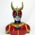 Masked Rider KUUGA Mighty Form Mini Clock - TOEI Japanese Anime Kamen Rider -