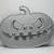 Spooky Halloween Pumpkin Metal Cutting Die, Card Making Dies