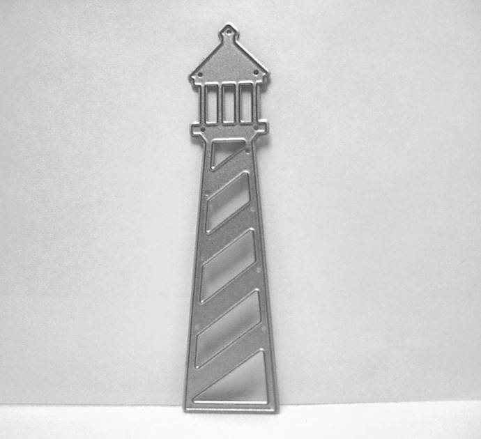 Lighthouse Metal Cutting Die