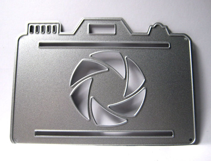Large Camera Metal Cutting Die