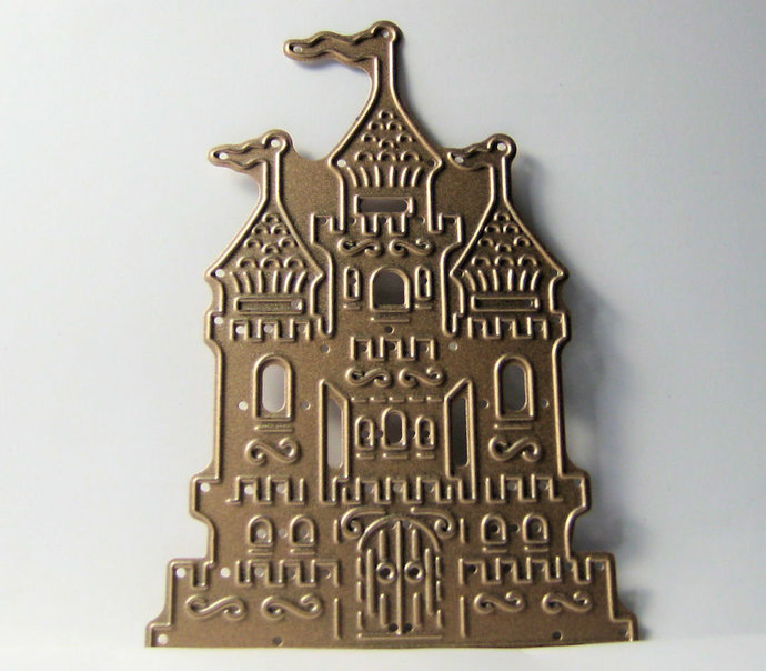 Castle Metal Cutting Die