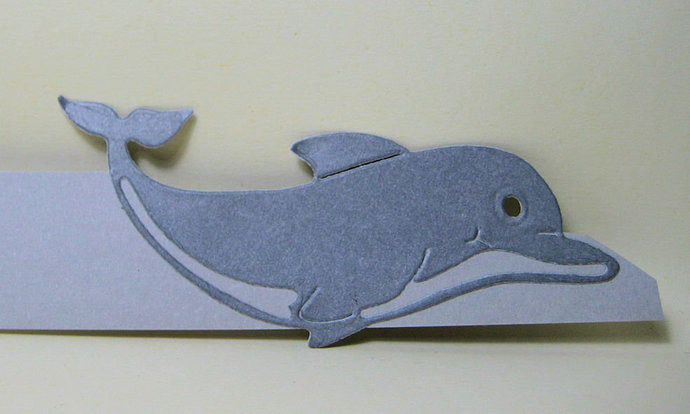 Dolphin Metal Cutting Die