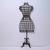 Antique Style Mannequin Metal Cutting Die