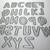 Alphabet Letter Metal Cutting Dies