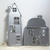 2pc House Cottage Building Metal Cutting Dies