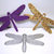 Dragonfly with Straight Body Metal Cutting Die
