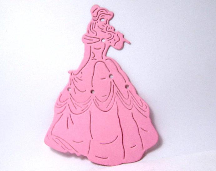 Princess Metal Paper Cutting Die