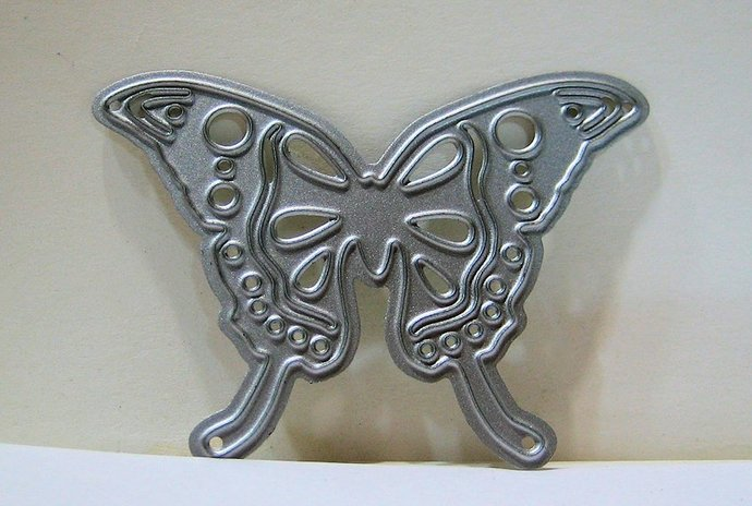 Butterfly Metal Cutting Die Style #2