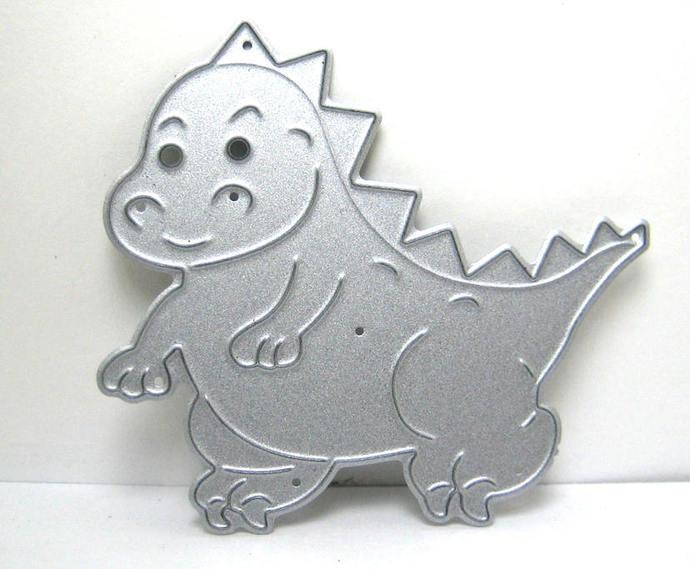 Dinosaur Metal Cutting Die