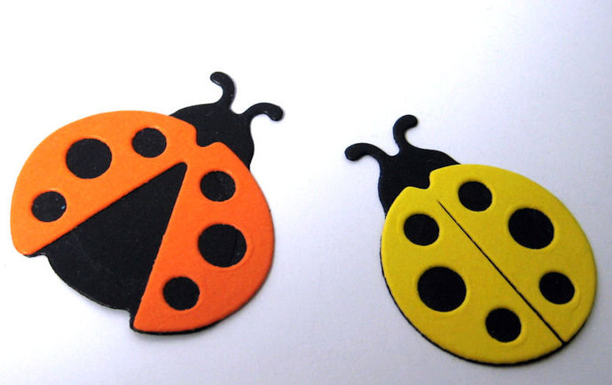 Little Ladybugs Metal Cutting Die Style #2