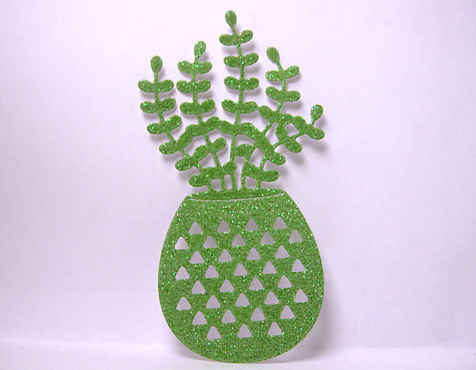 Potted Plant Metal Cutting Die