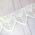 """1yd Elegant Scallop Venice Lace - 1.5"""" Off White"""